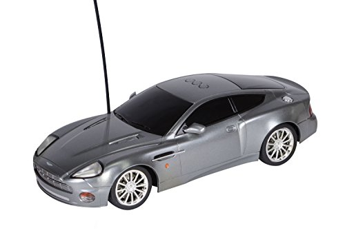 Toy State James Bond Light and Sound British Secret Service R/C: Aston Martin Vanquish V12 (Die Another Day) (Styles May Vary)