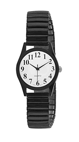 Face Expansion Band Watch - 9