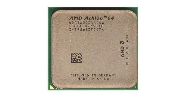 драйвер athlon 64 3200