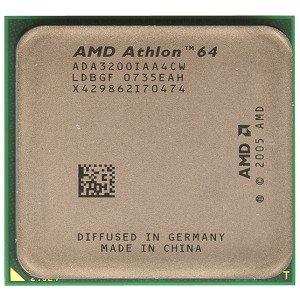 AMD ATHLON 64 PROCESSOR 3200 WINDOWS 7 DRIVER