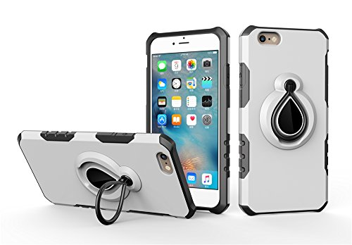Torubia iPhone 6 iPhone 6s 4.7 inch Case, Ultra-Thin Anti-Drop Backcover Premium Material Full Protection Slim Carry Case Cover, specially designed for iPhone 6 iPhone 6s 4.7 inch White