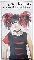 Rubie's Costume Gothic Cheerleader Wig