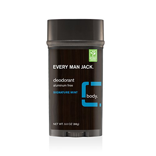 (Every Man Jack Deodorant, Signature Mint, 3.0-ounce)