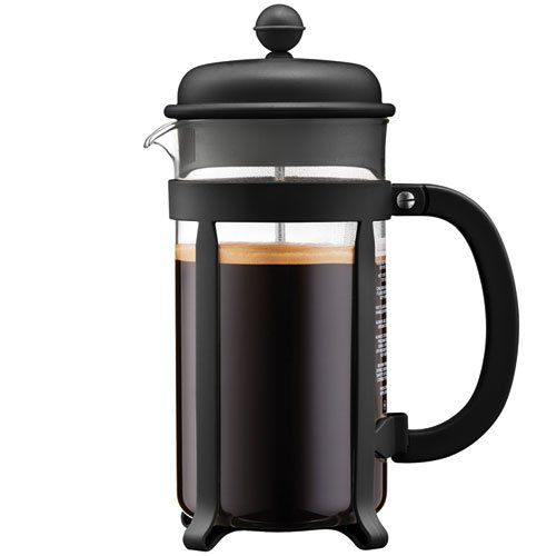 Bodum Java French Press Coffee Maker, 34 Ounce, 1 Liter, (8 Cup), ()