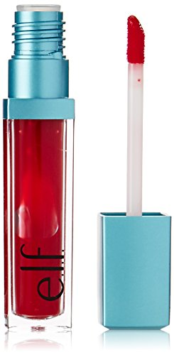 Elf Cosmetics Aqua Beauty Liquid Gel Lip Stain 57040, Rouge Radiance, 0.6 Ounce