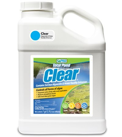 SePRO Total Pond, Contains Seclear Algaecide and Water Quality Enhancer by SePRO Total Pond