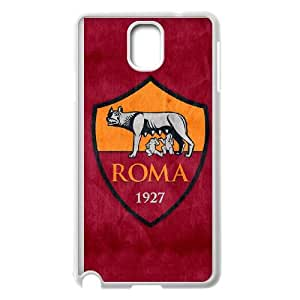 Samsung Galaxy Note 3 Cell Phone Case White As Roma Logo 001 Exquisite designs Phone Case KM6HJH6J