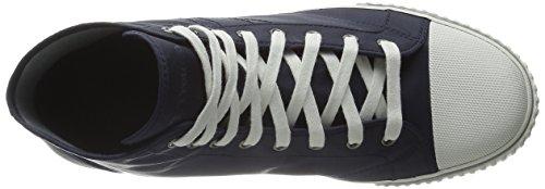 Tretorn Heren Hockey Laars Rip-stop Mode Sneaker Peacoat Marine