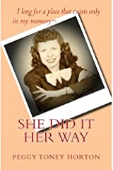 She Did it Her Way Paperback