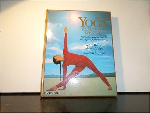 Yoga: El método iyengar (Conoce tu cuerpo): Amazon.es: Mehta ...