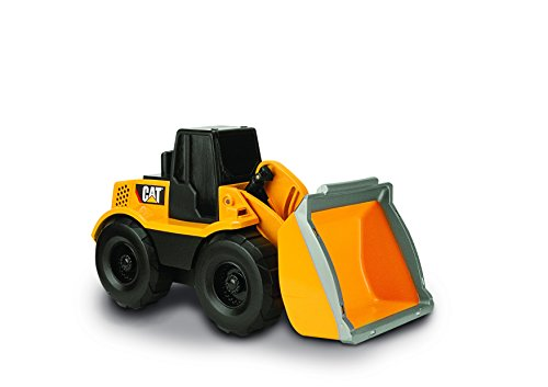 Toy State CAT Big Builder Wheel Loader Lands Remote (Styles May Vary)