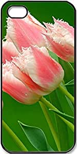 iPhone 5/5s Case Tulips Case for Black iPhone 5 iPhone 5s