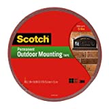 3M (4011-LONG) Outdoor Mounting Tape 4011-Long 1 in x 450 in