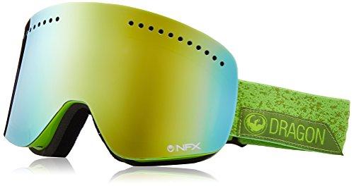 Dragon Alliance NFX Stone Ski Goggles, Purple/Black