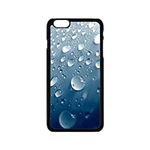 Personalized Creative Cell Phone Case For iPhone 6,water drops with blue background wangjiang maoyi by lolosakes