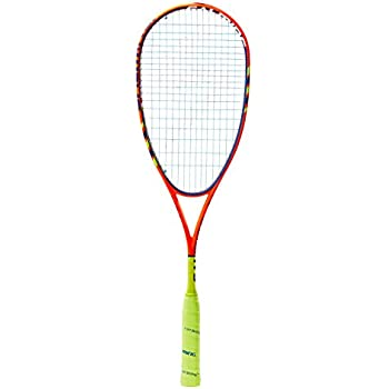 Salming Fusione Squash Racquet - Orange