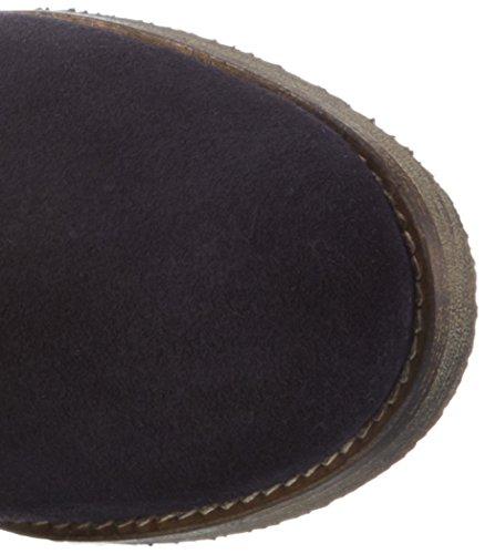 Jonnys Damen Thyra Biker Boots Blau (MARINO)
