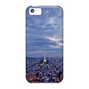 Tpu QKy1866BBTY Cases Covers Protector For Iphone 5c - Attractive Cases