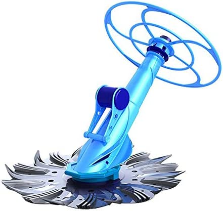 Robot aspirador de piscina hidráulica AMIPOOL Inspired: Amazon.es ...