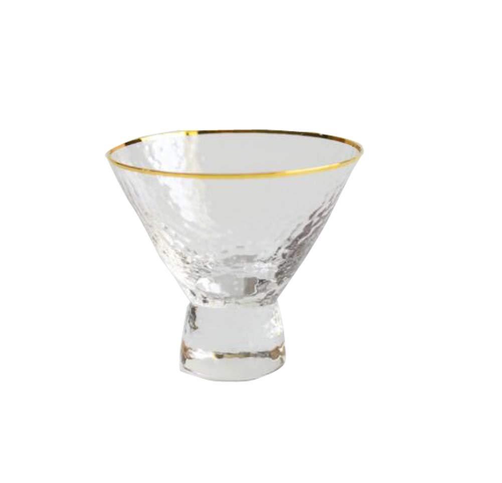Transparent Glass Sake Cup 250 ML Beer Sake Tea Cup D