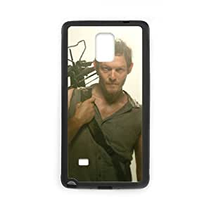 GGMMXO The walking dead Phone Case For Samsung Galaxy note 4 [Pattern-1]