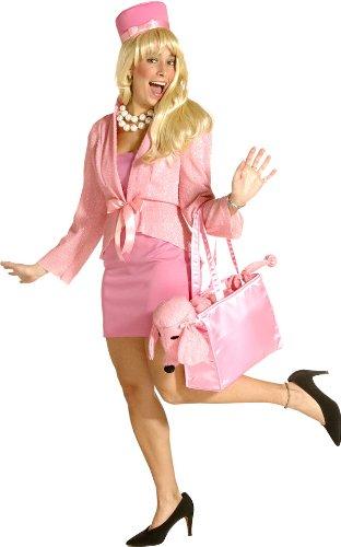 Poshatively Pink Adult Costume