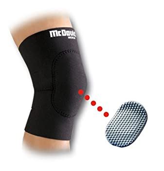 Mcdavid 410 Knee Pad With Sorbothane Insert (Black, Large) 3