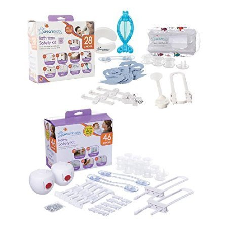 Dreambaby Home & Bathroom Safety Kit by CuteMch