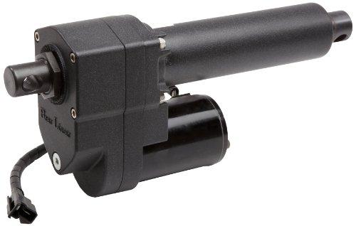 Warner Linear K2xG10-12v-04 B-Track K2 4'' Stroke Length Rugged Duty Actuator by Warner Linear