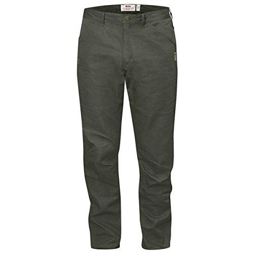 FJÄLLRÄVEN High Coast Trousers Pantaloni, Uomo, Uomo, 82461, Grigio (Mountain grigio), 4XL 60