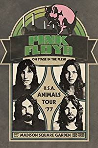 Pink Floyd - Animals Tour Poster 24 x 36in