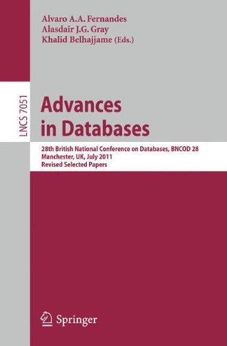 Advances in Databases by , Springer