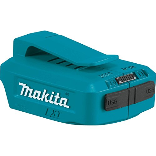 (Makita ADP05 18V LXT Lithium-Ion Cordless Power Source, Power Source Only)