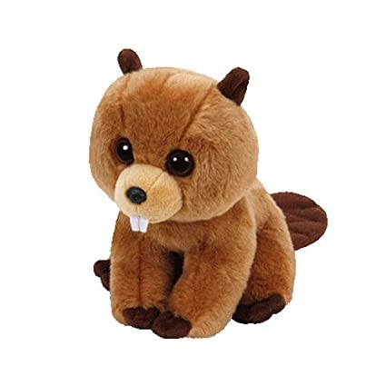 c1796292e79 Image Unavailable. Image not available for. Color  Ty Beanie Baby - RICHIE  the Beaver (6 inch)