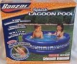 Banzai Splash Lagoon Pool offers