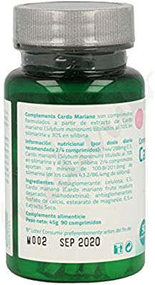 SAKAICardo Mariano 180 comprimido (dos botes 90+90) sin aditivos ...