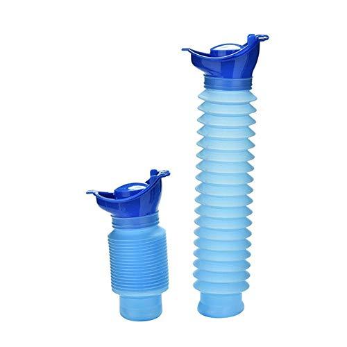 [해외]휴대용 성인 소변 사모이 750ML 캠핑 여행 자동차 비상 배뇨 오줌 화장실 소변 변기 / Portable Adult Urinal Samoii 750ML Camping Travel Car Emergency Urination Pee Toilet Urine Potty