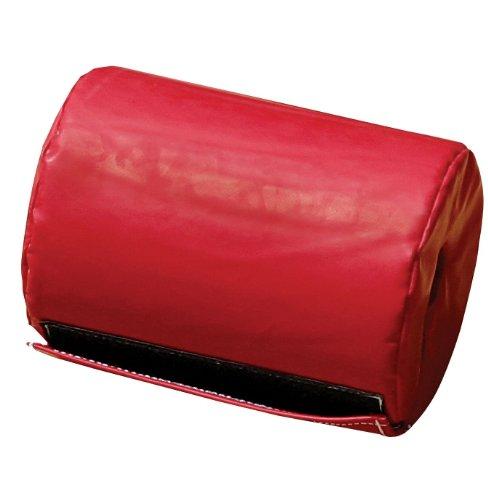 Tumbl Trak Gymnast Bar Pad, Red, 9.5-Inch
