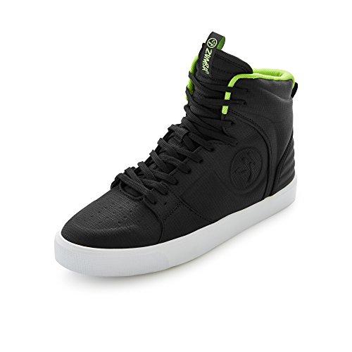 Zumba Women's Street Classic Dance Shoe - Black - 13 B(M) US