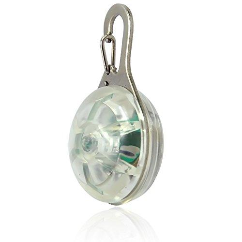 Gosear Clip LED Collar del Animal Doméstico Luz Intermitente de Seguridad para Corredor y Perro Mascota Gato