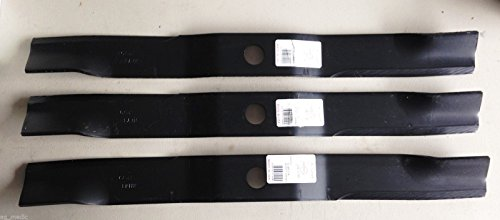(Rotary 12995 Pack of 3 Blades for Kubota 72