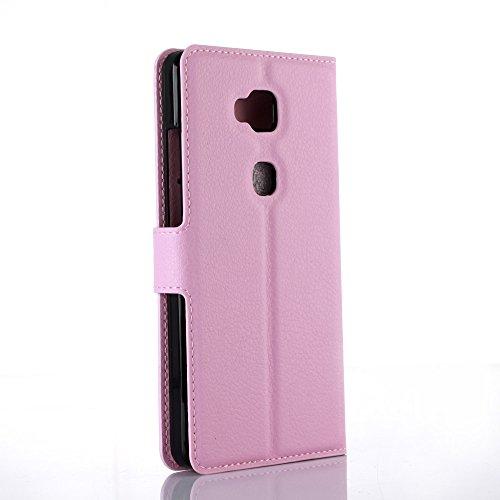 Manyip Funda Huawei Honor 5X/Huawei GR5,Caja del teléfono del cuero,Protector de Pantalla de Slim Case Estilo Billetera con Ranuras para Tarjetas, Soporte Plegable, Cierre Magnético(JFC5-20) G