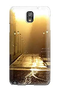 For Galaxy Note 3 Tpu Phone Case Cover Photography