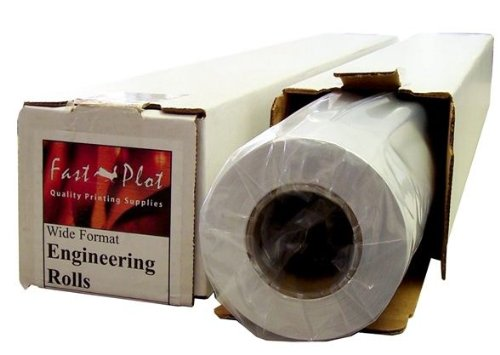 20 lb. Bond Sheets 24'' x 36'' - 2, 250sh packs by FastPlot