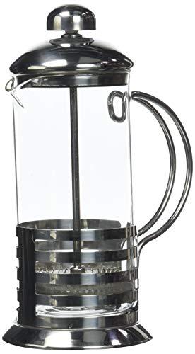 Axentia 223565 – Cafetera de émbolo (350 ml, vidrio y acero)