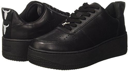 Windsor Smith Sneakers Schwarz (Nero)