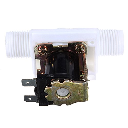 24vac Closed Damper Normally - 1/2 inch DC 12V 250mA Electric Solenoid Valve Flow Switch