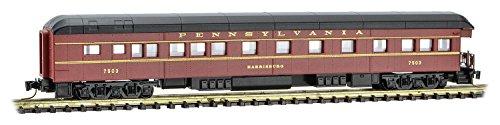 Micro-Trains MTL Z-Scale Modern Business Passenger Car Pennsylvania/PRR #7503