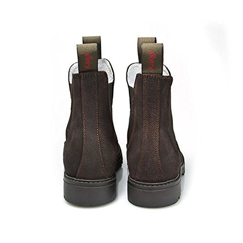 kängi Hobo Bottines Train split darkbrown Bottines d'équitation aBUTqw