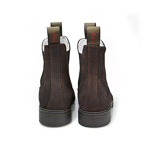 Hobo Kängi Stiefelette braun Größe  42 Farbe  braun Stiefelette 8a8239